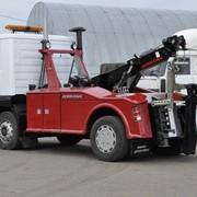 Эвакуация грузового автотранспорта фото