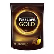 Кофе растворимый NESCAFE Gold, 75г фото