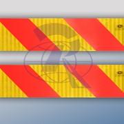Задние опознавательные знаки для обозначения транспортных средств большой грузоподъёмности, ЕАС