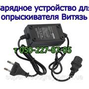 Зарядное устройство для опрыскивателя Витязь фото