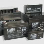 Аккумуляторные батареи FIAMM FG 24204 фото