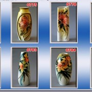 Коллекция ваз Нарцисс, Хризантема фото