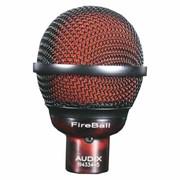 Инструментальный микрофон для губных гармошек Audix Fireball V фото