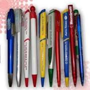 Нанесение рисунка на ручки методом шелкографии, Одесса фото