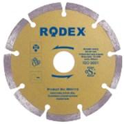 Диски с алмаз покрыт Rodex 125 фото