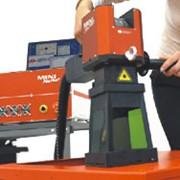 Лазерный маркер переносной волоконный фото