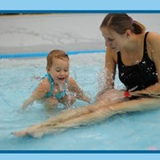 Услуги детских плавательных бассейнов Аквапарк AquaSferra фото