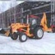 Запчасти к тракторам и спецтехнике Борэкс фото