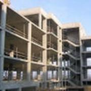 Монолитное строительство жилых домов фото