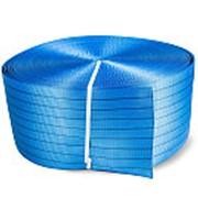 Лента текстильная TOR 6:1 200 мм 28000 кг (синий) фото