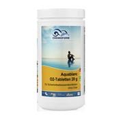 Активный кислород в таблетках для дезинфекции воды Аквабланк О2 CHEMOFORM фото