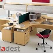 Офисная мебель,жалюзи. фото