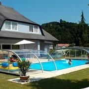 Павильоны для бассейнов ТРОПЕЯ фото