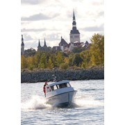 Лодка рыболовецкая Silver Viking 21 фото