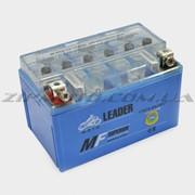 АКБ 12V 7А гелевый LDR 150x87x93, синий фото