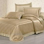 Комплект постельного белья из сатина фото