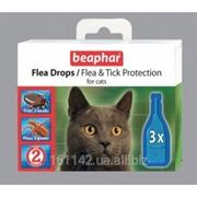 Капли для кошек 3 шт Beaphar фото