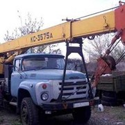 Аренда автокрана Автокран 10т стрела 15м Киев и область. фото