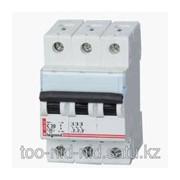 Автоматический выключатель DX3 16kA 3Р 63А тип С 409260 фото