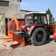 Рубильная машина RM 800.5 фото