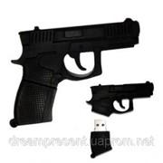 Флешка 8gb силиконовая Пистолет фото