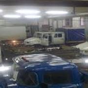 Услуги технического обслуживания грузовых авто фото