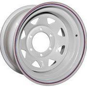 ORW ORW диск Toyota Nissan стальной белый 6x139,7 10xR15 d110 ET-44 фото