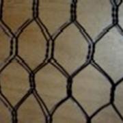 Сетка крученая шестигранная, манье фото