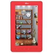 Электронная книга Ritmix RBK-431 red фото
