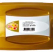 Швабра для влажной уборки Plastic Flatmop Holder 40cm Double System ТМ Просто Чисто фото