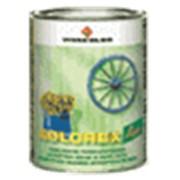 Средство из природного масла на базе алкида для защиты древесины Kolorex Akva фото