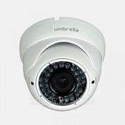 Камера купольная Umbrella F527 (антивандальная), модель 3559-39 фото