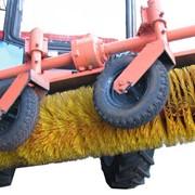 Навесное оборудование для трактора Белaрус МТЗ-82.1 щеточное оборудование фото