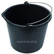 Ведра пластиковые круглые с носиком 16л. фото
