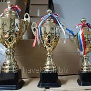 Набор кубков (трофеи), Новый АВС 1541 фото