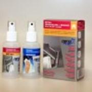 Нанозащита для металлических поверхностей NanoFlair™ Хром/Сталь/Латунь - набор 2x100 мл фото