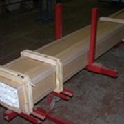 Упаковка и оклейка изделий и металлоконструкций фото