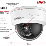 HikVision DS-2CD2112-I фото