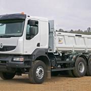 Тягачи и строительные грузовики Рено Керакс фото