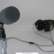 Саунд-дизайн (звуковое, шумовое оформление, аудиоэффекты) фильмов, любых видов анимации; фото