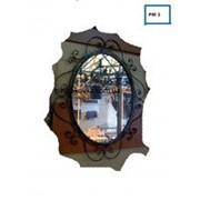 Овальное зеркало фото