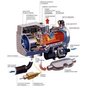 Webasto, Eberspacher, продажа, установка, ремонт предпусковых подогревателей фото