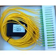 Ответвитель корпусной PLC 1х16 SC/APC равномерный фото
