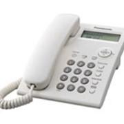 Телефон с определителем номера PANASONIC KX-TS 2351 фото