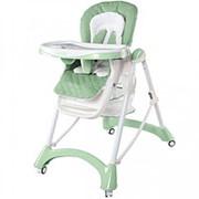 Стульчик для кормления Carello Карамелька зеленый фото