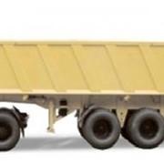 Автомобильный полуприцеп – самосвал МАЗ-953000-01 фото
