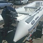 Лодка BRIG Falcon 360+ моторTohatsu MF 20  фото