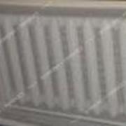 Решетка на чугунную батарею металлическая 10 секций (Длина 955 мм) №246745 фото