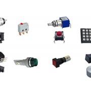 Выключатели, переключатели, кнопки ELFA фото