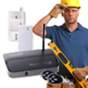 Установка и обслуживание пожарных и охранных проводных и беспроводных GSM сигнализаций фото
